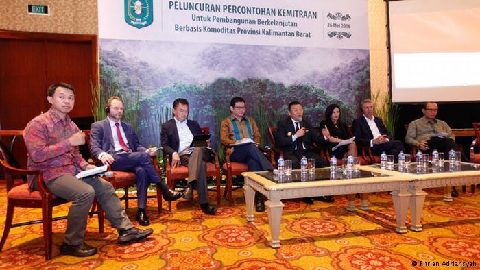 Kemitraan Pembangunan Berkelanjutan untuk Kalimantan...