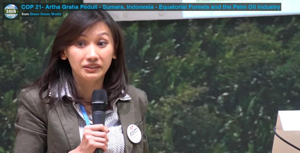COP 21 Artha Graha Peduli – Sumara, Indonesia –...