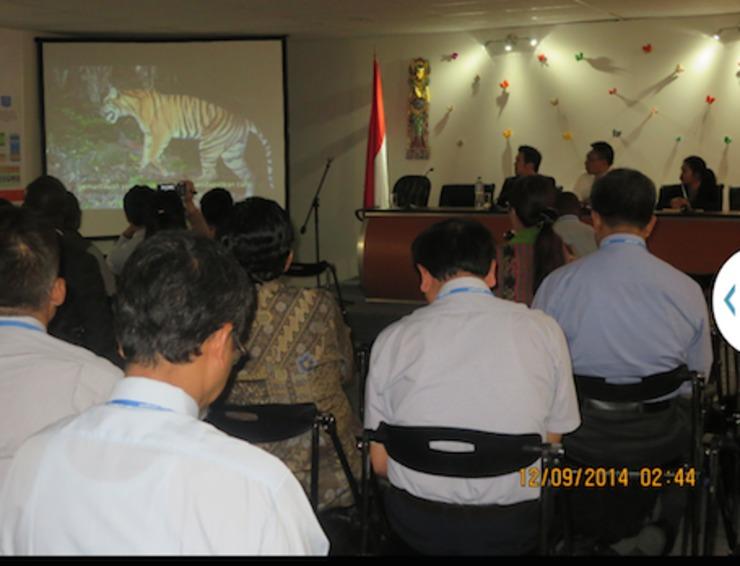 Partisipasi swasta Indonesia dalam konservasi alam (COP...